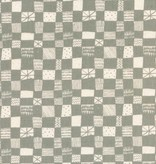 Cotton + Steel Print Shop by Alexia Abegg: Grid - Grey