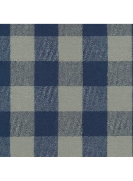 Robert Kaufman Tahoe Flannel Blue