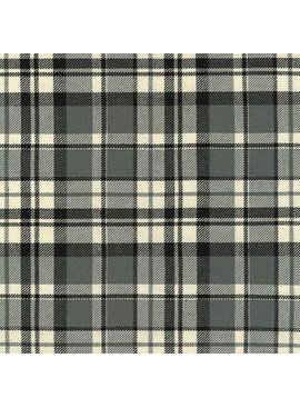 Robert Kaufman Grizzly Plaid Charcoal