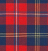 Robert Kaufman Grizzly Plaid Red