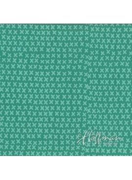 Hoffman Fabrics Hand Dyed Batiks Xs Sapphire