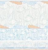Robert Kaufman Friedlander by Carolyn Friedlander Dusty Blue