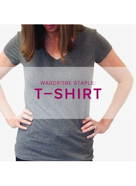 Erica Horton CLASS IN SESSION T-Shirts, Wednesdays, January 4 and 11, 6-9 pm