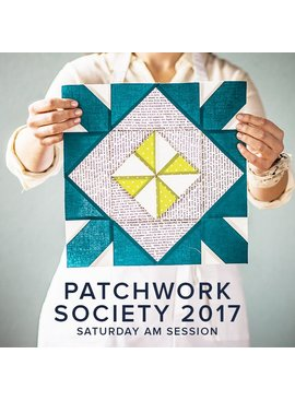 Modern Domestic SESSION FULL Modern Domestic Patchwork Society Annual Membership, 2017, Saturday monthly, 10:30 - 12:30