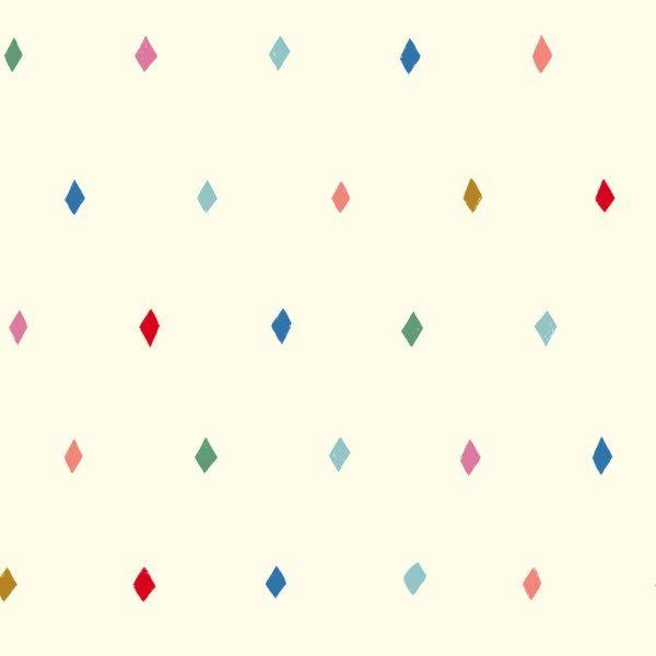 Birch Fabrics Organic Diamond Deck Multi Knit
