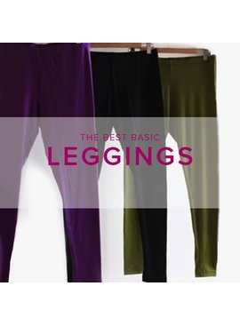 Erica Horton CLASS FULL Leggings, Thursday, February 9, 6-9 pm