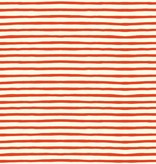 Birch Fabrics Organic Poplin Sailor Stripe