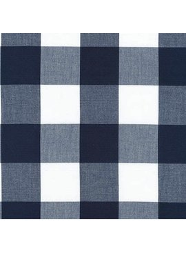 "Robert Kaufman Carolina Gingham 2"" Navy"