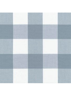 "Robert Kaufman Carolina Gingham 2"" Platinum"