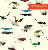 """Birch Fabrics Charlie Harper's Western Birds 108"""" Wide"""
