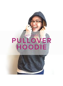 Erica Horton CLASS FULL Pullover Hoodie, Wednesdays, March 1 and 8, 6-9 pm