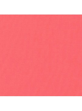 Robert Kaufman Kona Cotton Pink Flamingo Color of the Year