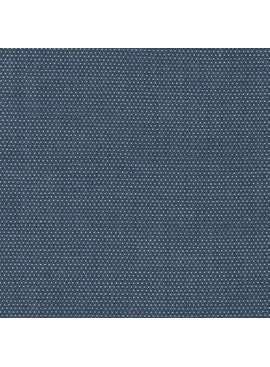 Robert Kaufman Cotton Chambray Pin Dots: Denim