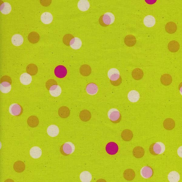 Cotton + Steel Jubilee by Melody Miller: Party Lights Yellow