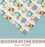 Cotton + Steel Cotton + Steel Quicker by the Dozen Pattern