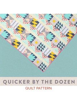 Cotton + Steel Cotton + Steel Quicker by the Dozen Pattern