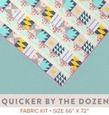 Cotton + Steel Cotton + Steel: Quicker by the Dozen Fabric Kit