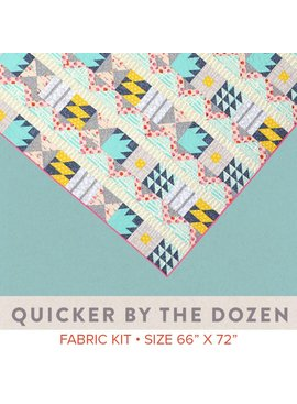 Cotton + Steel Cotton + Steel: Quicker by the Dozen Fabric Kit