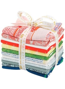 Robert Kaufman Friedlander Lawn Complete Collection Half Yard Cut Bundle