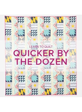 Meredith Hobbs Quicker by the Dozen, Fridays, 10 am - 1 pm, April 7, 14, 21, and 28