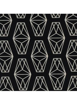 Cotton + Steel Black And White 2017 by Cotton + Steel: Lantern