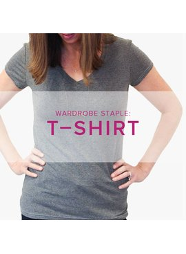 Erica Horton CLASS IN SESSION T-Shirts, Wednesdays, March 22 and 29, 6-9 pm