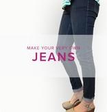 Erica Horton CLASS FULL Jeans, Wednesdays, May 10, 17, 24, 31, & June 7, 6-9 pm