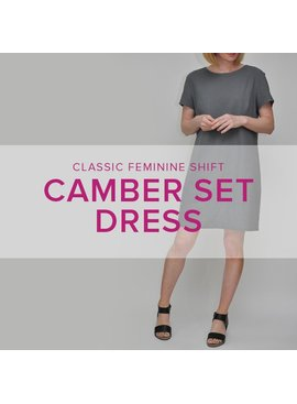 Erica Horton ONE SPOT LEFT! Camber Set Dress, Mondays, May 8, 15, and 22 6-8:30 pm