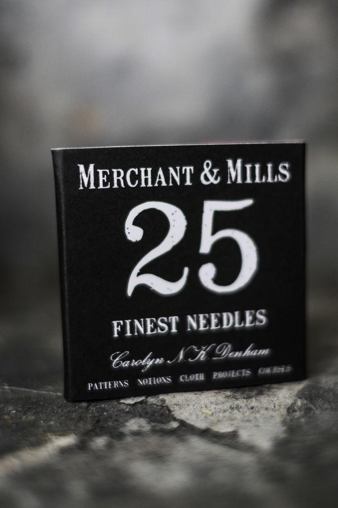 Merchant & Mills Merchant & Mills 25 Finest Needles