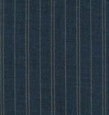 Robert Kaufman Indikon Stripe Blue