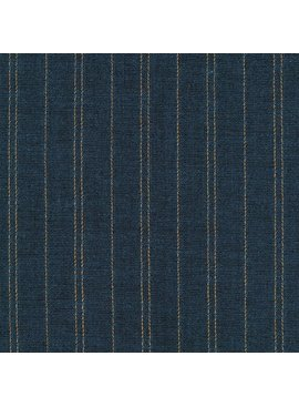 Robert Kaufman Indikon Stripe Blue