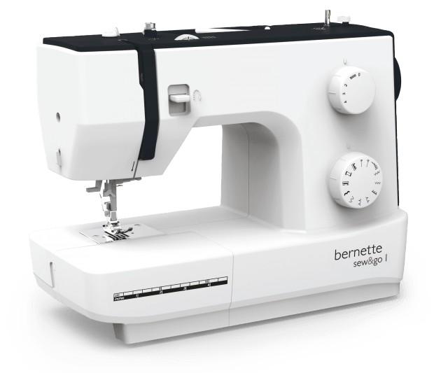 Bernette Bernette Sew & Go - Holiday Promo 2018 (regular $169) — ends Dec. 31