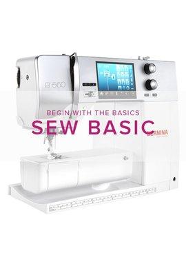 Modern Domestic Sew Basic, Sunday, April 23, 2-4 pm