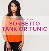 Erica Horton ONE SPOT LEFT Sorbetto Tank or Tunic, Wednesdays, June 14 and 21, 6 - 9 pm
