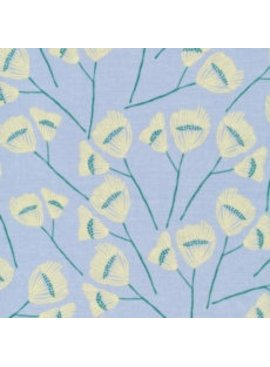 "Cloud 9 New from Leah Duncan, Floret, 100% Organic Cotton Batiste, 43""/44"" wide"