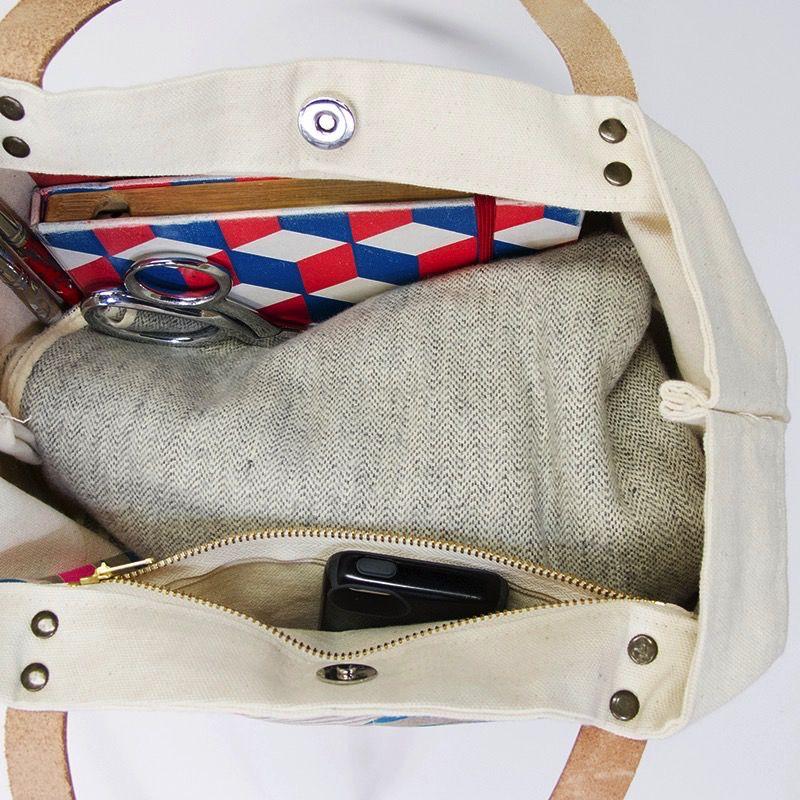 Design and Sew a Custom Tote Bag, Saturday, June 24, 10 am - 5:30 pm