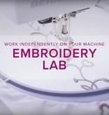 Modern Domestic BERNINA Machine Embroidery Lab Drop-in: Sunday, July 30, 2:30 am - 5 pm