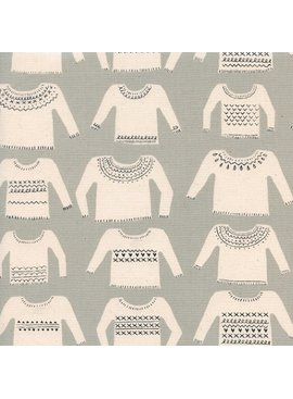 Cotton + Steel Cozy by Cotton + Steel: My Favorite Sweater Neutral