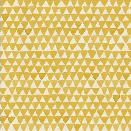 Cotton + Steel Sienna by Alexia Abegg: Mountain Golden
