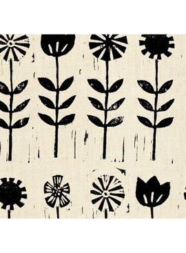 Cotton + Steel PREORDER Sienna by Alexia Abegg: Wildflower Ink