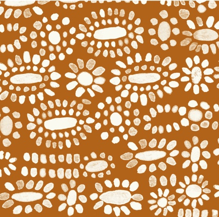 Cotton + Steel Sienna by Alexia Abegg: Moonstone Chalk Rayon