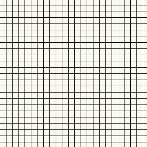 Cotton + Steel Snap To Grid by Kim Kight: Snap to Grid Black & Ivory