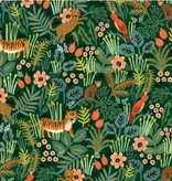 Cotton + Steel Menagerie by Rifle Paper Co: Jungle Hunter