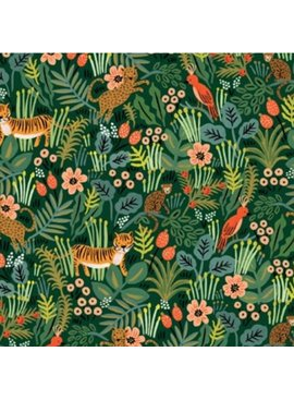 Cotton + Steel PREORDER Menagerie by Rifle Paper Co: Jungle Hunter