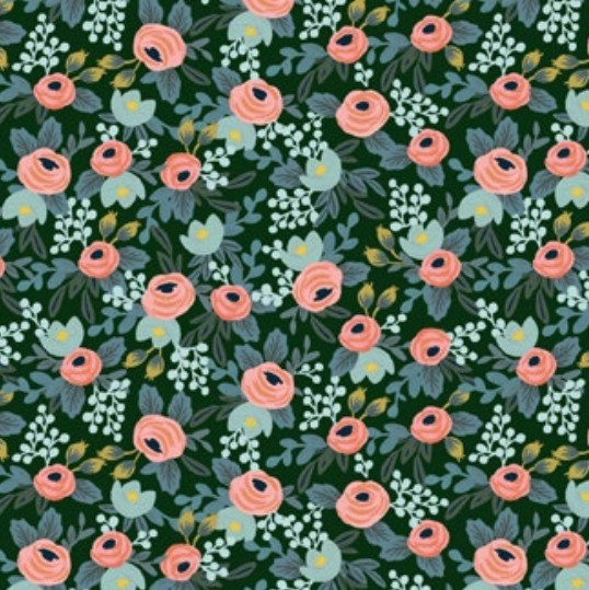 Cotton + Steel Menagerie by Rifle Paper Co: Rosa Hunter