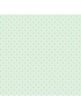 Cotton + Steel PREORDER New Basics by Cotton + Steel: Add It Up Mint