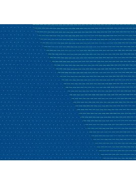Robert Kaufman Stitched Ocean
