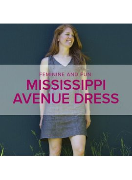 Erica Horton Mississippi Avenue Dress, Thursdays, July 27, August 3 and 10, 6-8:30 pm