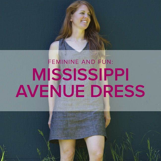 Erica Horton Mississippi Avenue Dress, Thursdays, July 27, August 3 and 10, 6-8:30 pm