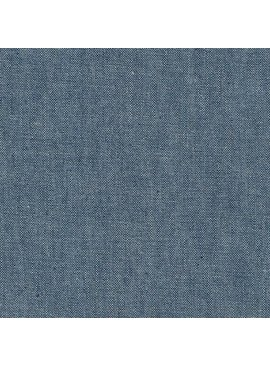 Robert Kaufman Indigo Chambray